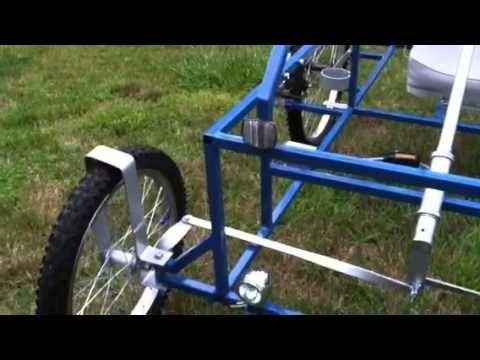 Homemade 4 wheel bike. Part 12. | cuadriciclos | Pinterest