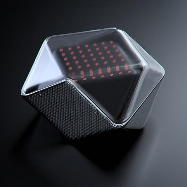 Some quick experiment #3d #fusion360 #product #concept #art #design #industrial #render