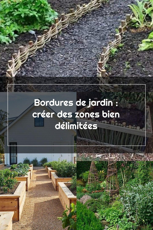 Bordures De Jardin Creer Des Zones Bien Delimitees De Votre Exterieur Gabion Outdoor Garden Bordures Metal Pierre Plastique Diy In 2020 Potager Garden Garden