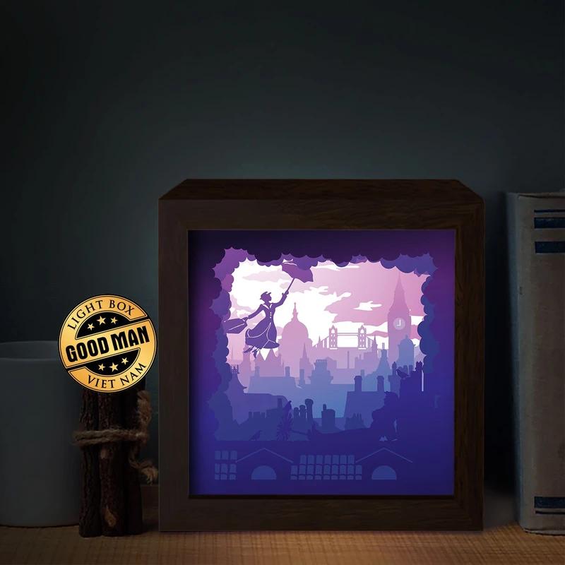 Ghim trên 50+ Wonderful Paper Lightbox