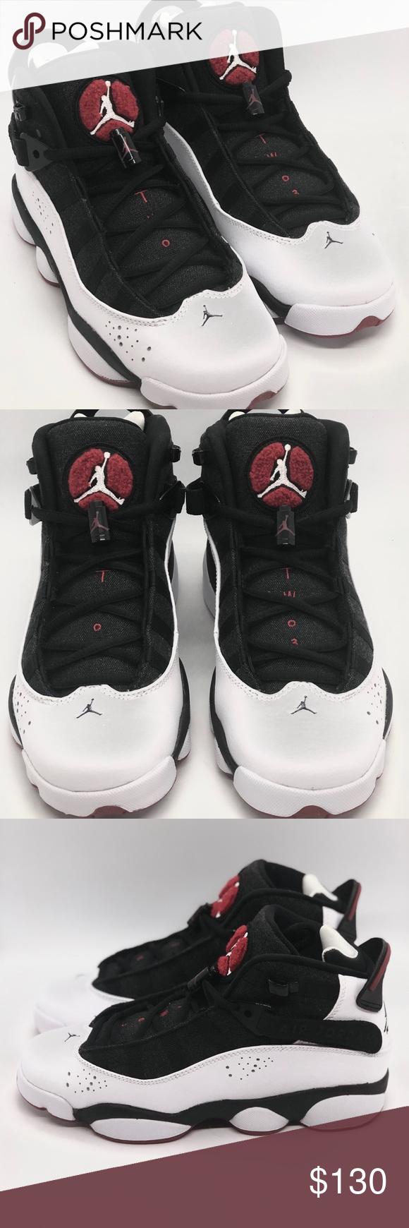 51bf1bffa46e NIKE 🏀 Jordan 6 Rings BG (323419 012) Youth Size ⚠ Perfect staple