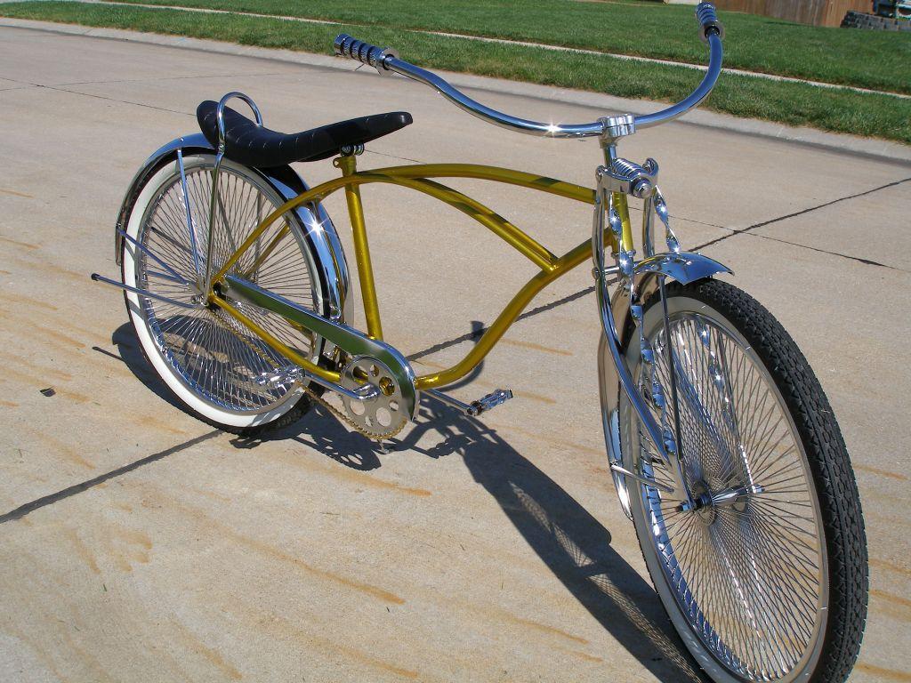 Candy Gold 26in Beach Cruiser Beach Cruiser Beach Cruiser Bikes