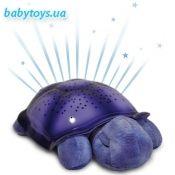 Cloud B - Ночник-проектор Фиолетовая Черепашка Twilight Turtle - Purple