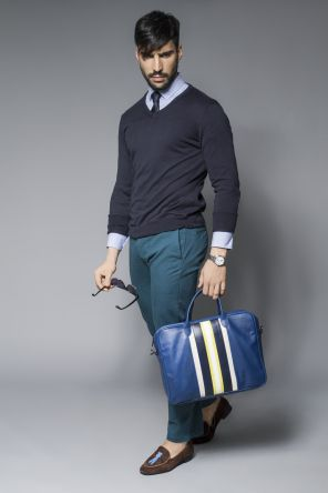 SPRING 2015 . Dockers, Hackett, Longchamp and Tom Ford,