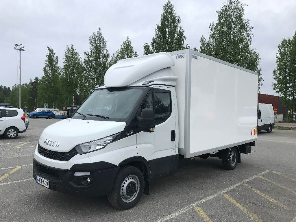 Iveco Daily 35s18 Box Van Commercial Vehicle Van For Sale