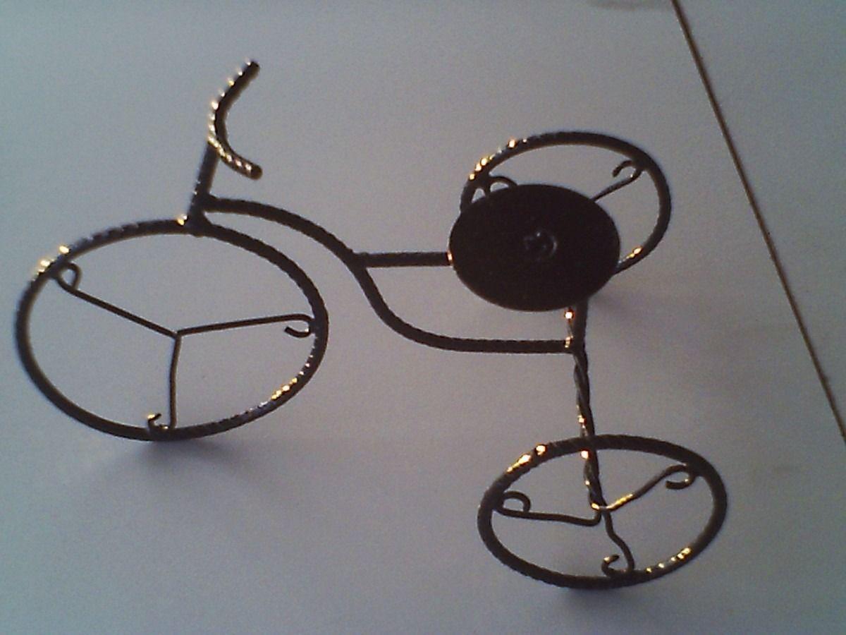 Candelabros herreria artesanal muebles en hierro - Portavelas de hierro ...
