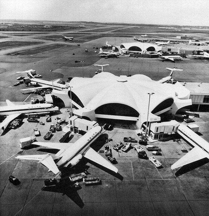Atlanta Airpott    DC-9's