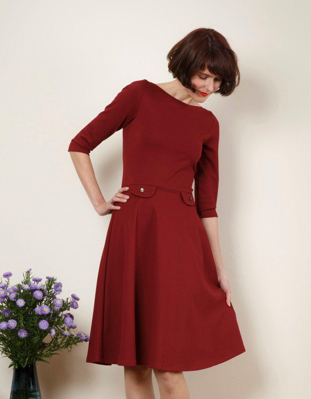 Pin Auf Elegante Handgemachte Kleider