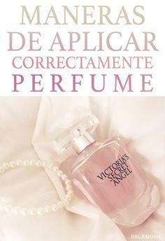 15 tips para aplicarte correctamente el perfume