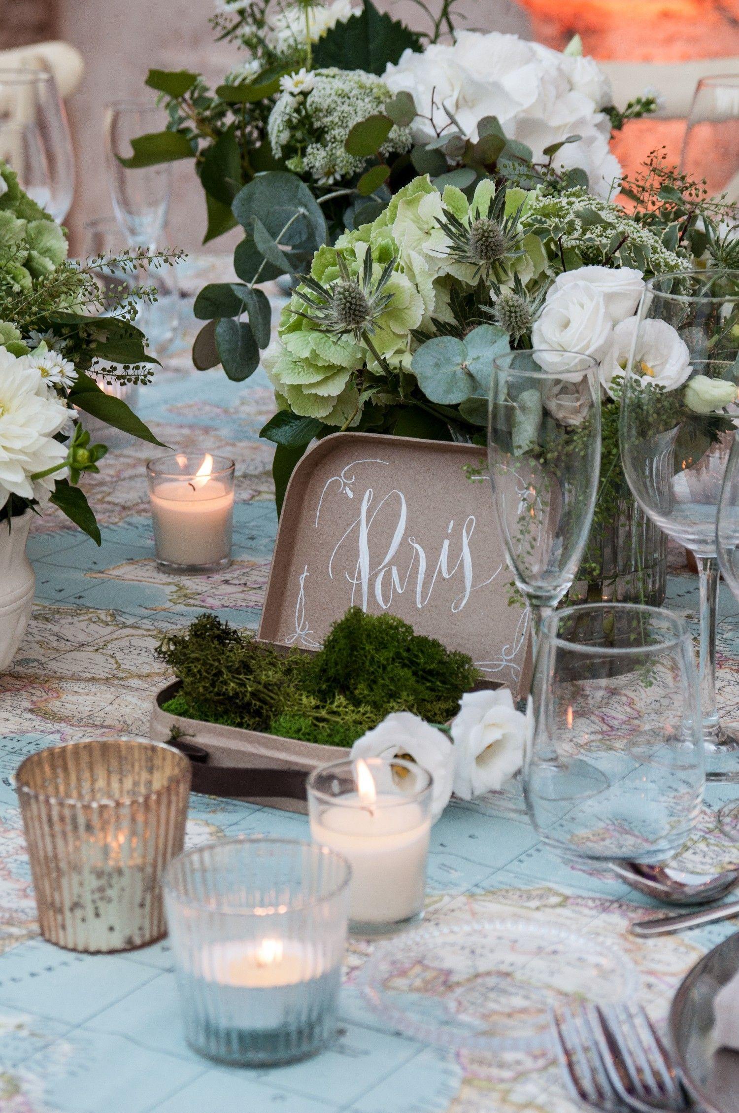L+A WEDDING bodas y algo más, ideas para bodas, On top, weddings - Macarena Gea