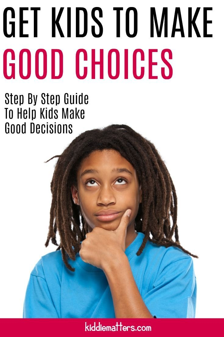 Best Guide For Teaching Kids The Decision Making Process Steps Kiddie Matters Parenting Education Parenting Help Parenting Guide