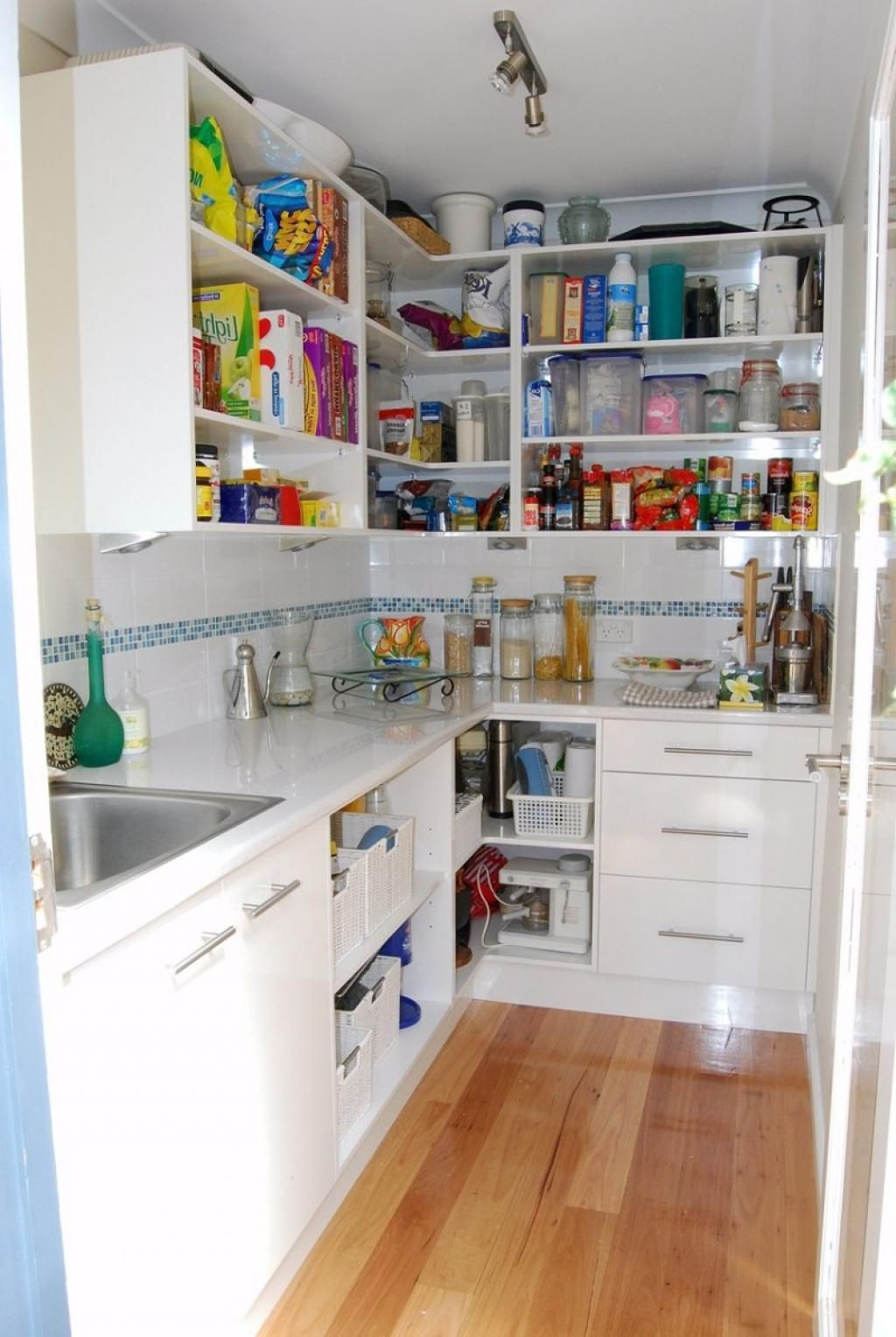 25 Creative Kitchen Pantry Ideas Built In Pantry Pantry Design Kitchen Pantry Design