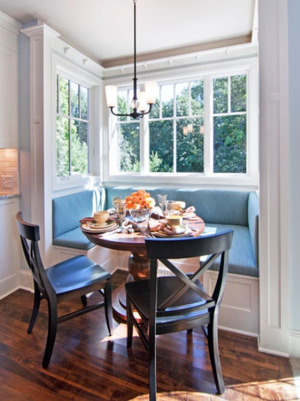 Ordinaire 13 Cozy, Comfortable And Delightful Breakfast Nooks For The Kitchen