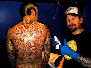 Good F Ing Tattoos Oliver Peck Oliver Peck Tattoos Tattoo Images Tattoo Artists