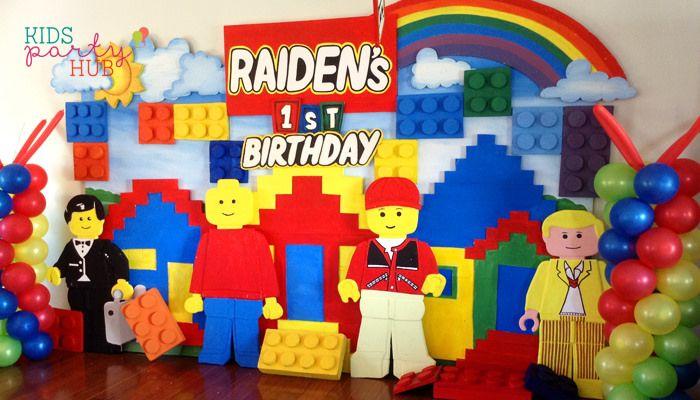 lego party - Pesquisa Google | Lego party | Pinterest | Lego ...