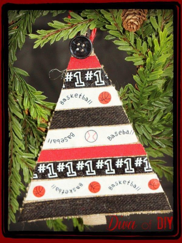 Easy Handmade Christmas Ornaments for Kids Christmas ornament