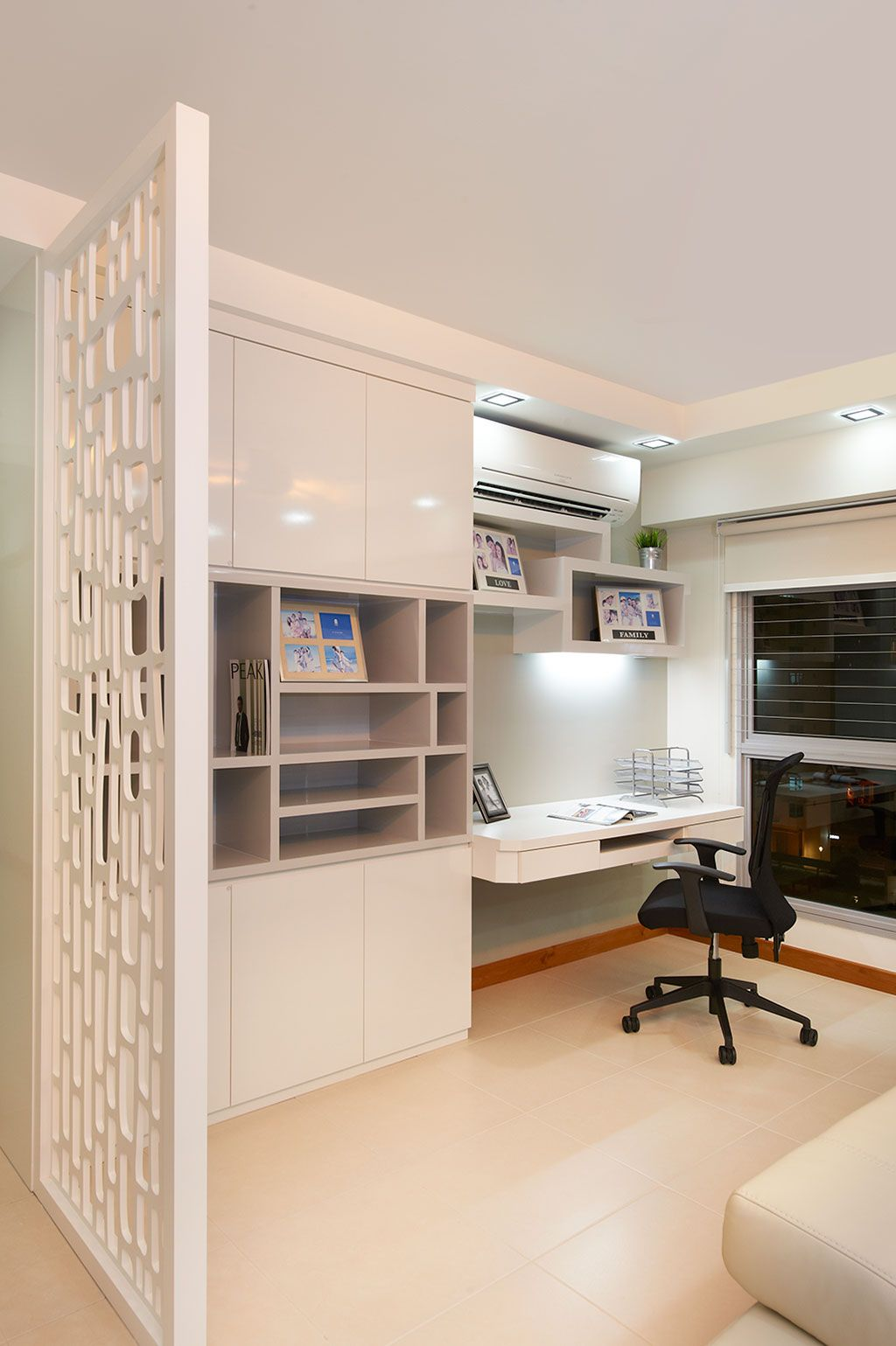 Study Room Interior Design Ideas Part - 21: Hdb Bedroom Renovation Ideas. Study Room DesignStudy ...