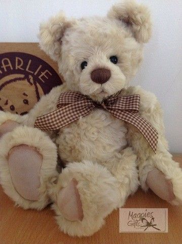 Nora by Charlie Bears - Charlie Bears UK | osos tiernos | Pinterest ...
