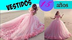 eb115d2d4 Los Vestidos para 15 años mas LINDOS del Mundo!!! - YouTube ...
