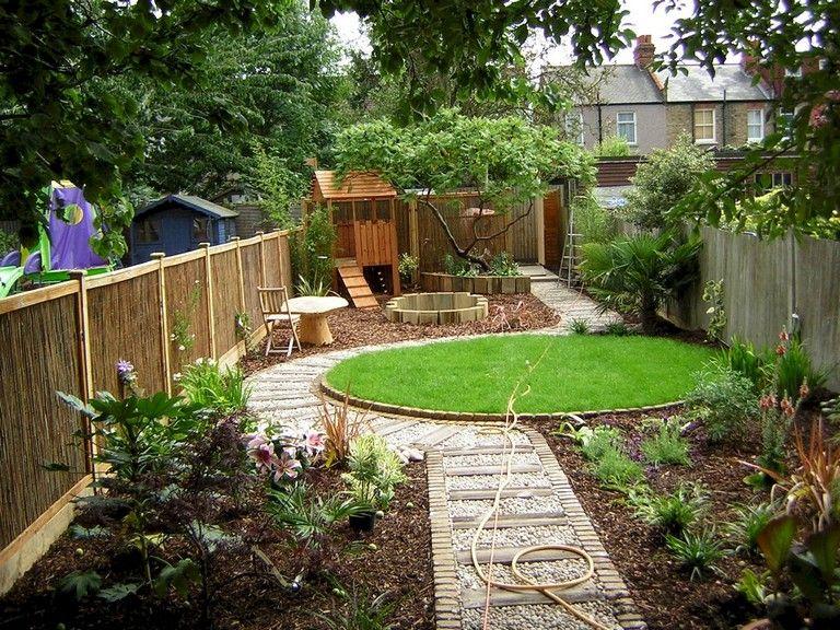 95 Beautiful Modern English Country Garden Design Ideas Urban Garden Design Country Garden Design Narrow Garden