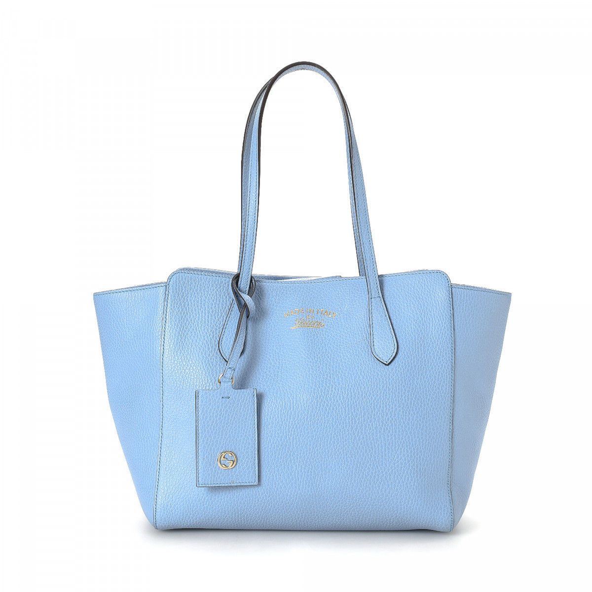 Gucci Swing Tote Bag Leather Gucci Swing Tote Bag