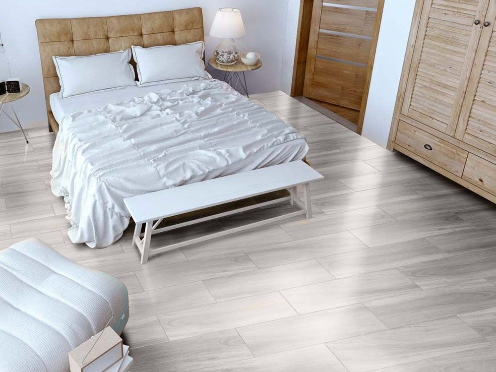 Kilimanjaro Home Wood Floor Tile CTM Bedrooms