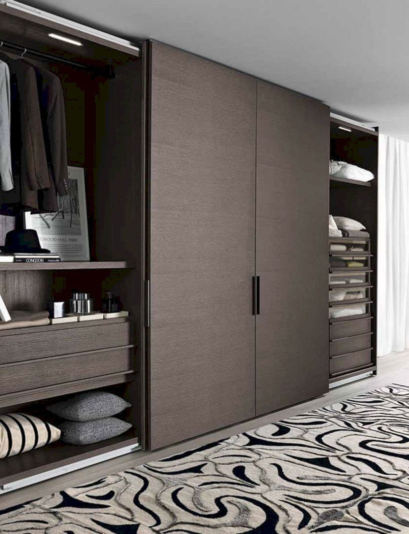 8 Sliding Wardrobe Door Design Ideas for Bedroom That You Must