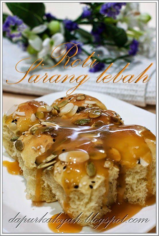 Dari Dapur Kak Yah Roti Sarang Lebah