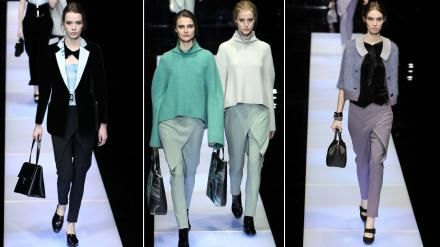 Milano fashion week 2015/2016: The new pants
