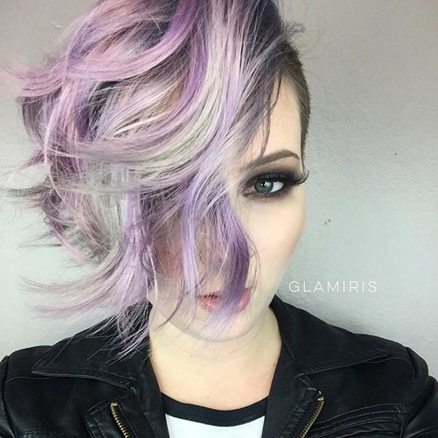 Color Melting Is The New Ombre Hair Trend This Year Pinteres