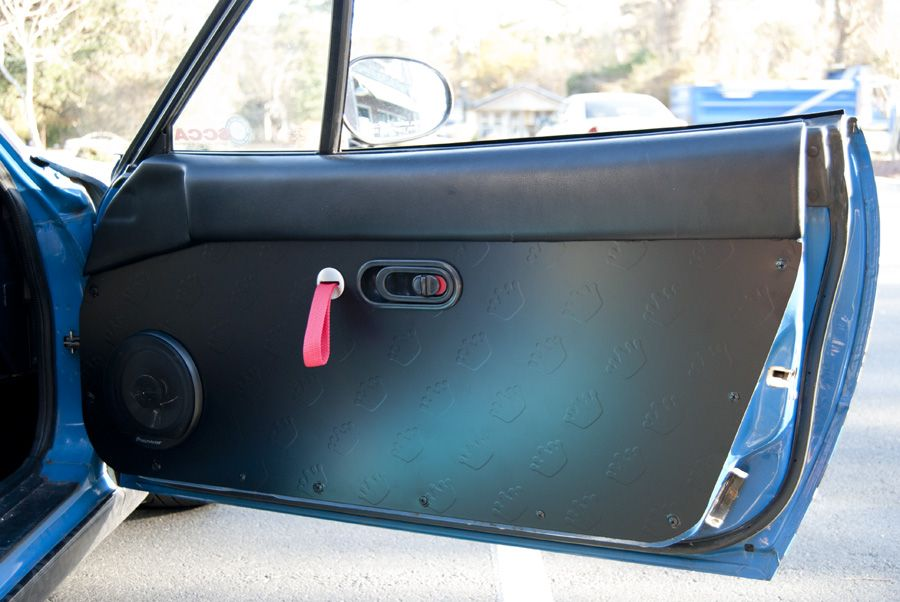 Diy Door Cards Miata Pinterest Doors Cars And Mazda