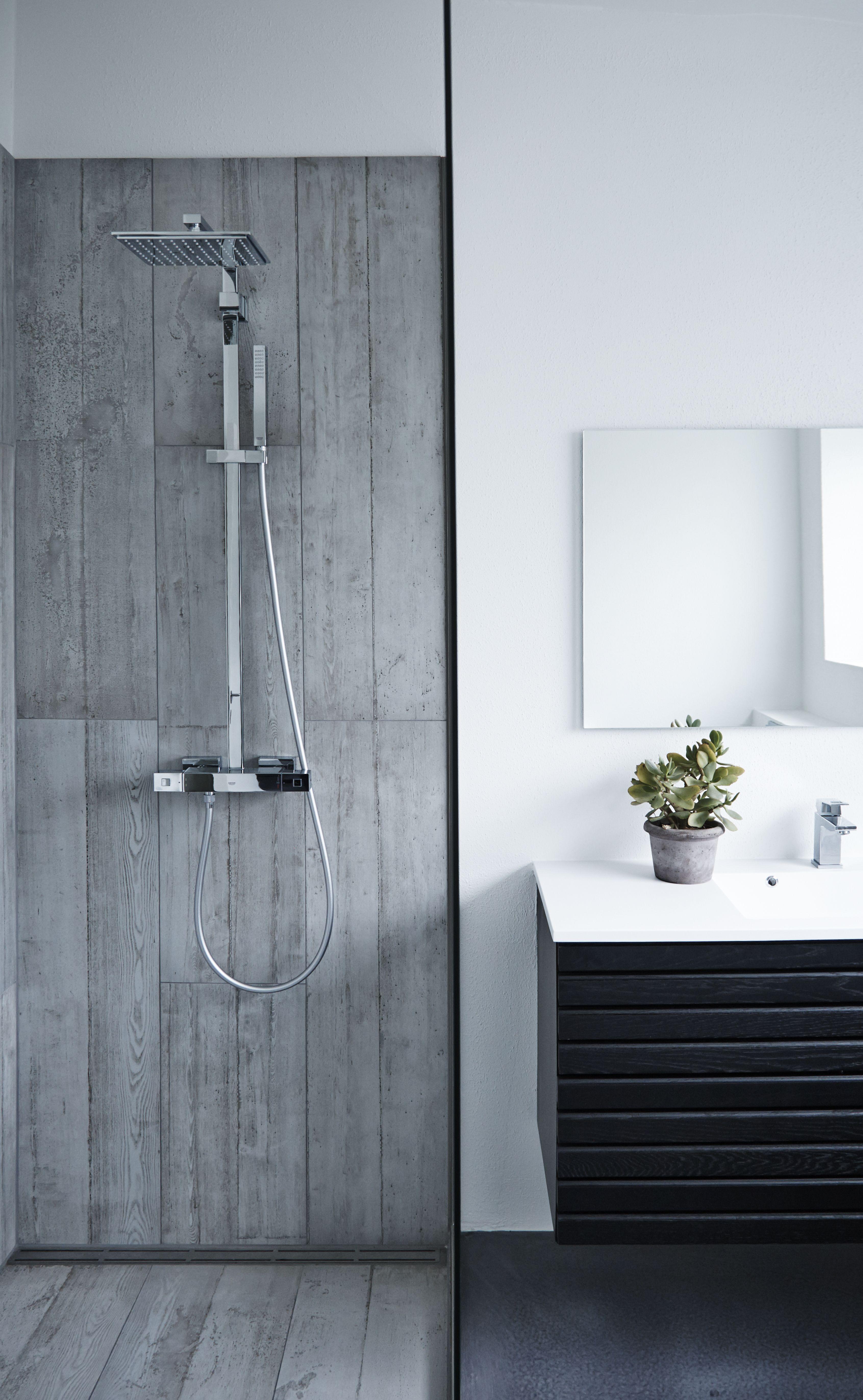 Beautiful bathroom withscandinavian bathroom with ClassicLine