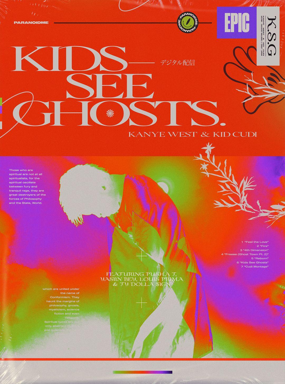 Kids See Ghosts En 2020