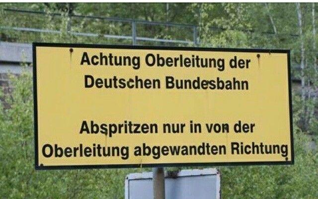 Spruch Bundesbahn Deutsche Bundesbahn Spruche