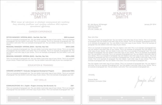 Microsoft Word Professional Letter Template Resume 110440  Resumeway  Modern Resume  Pinterest  Resume .
