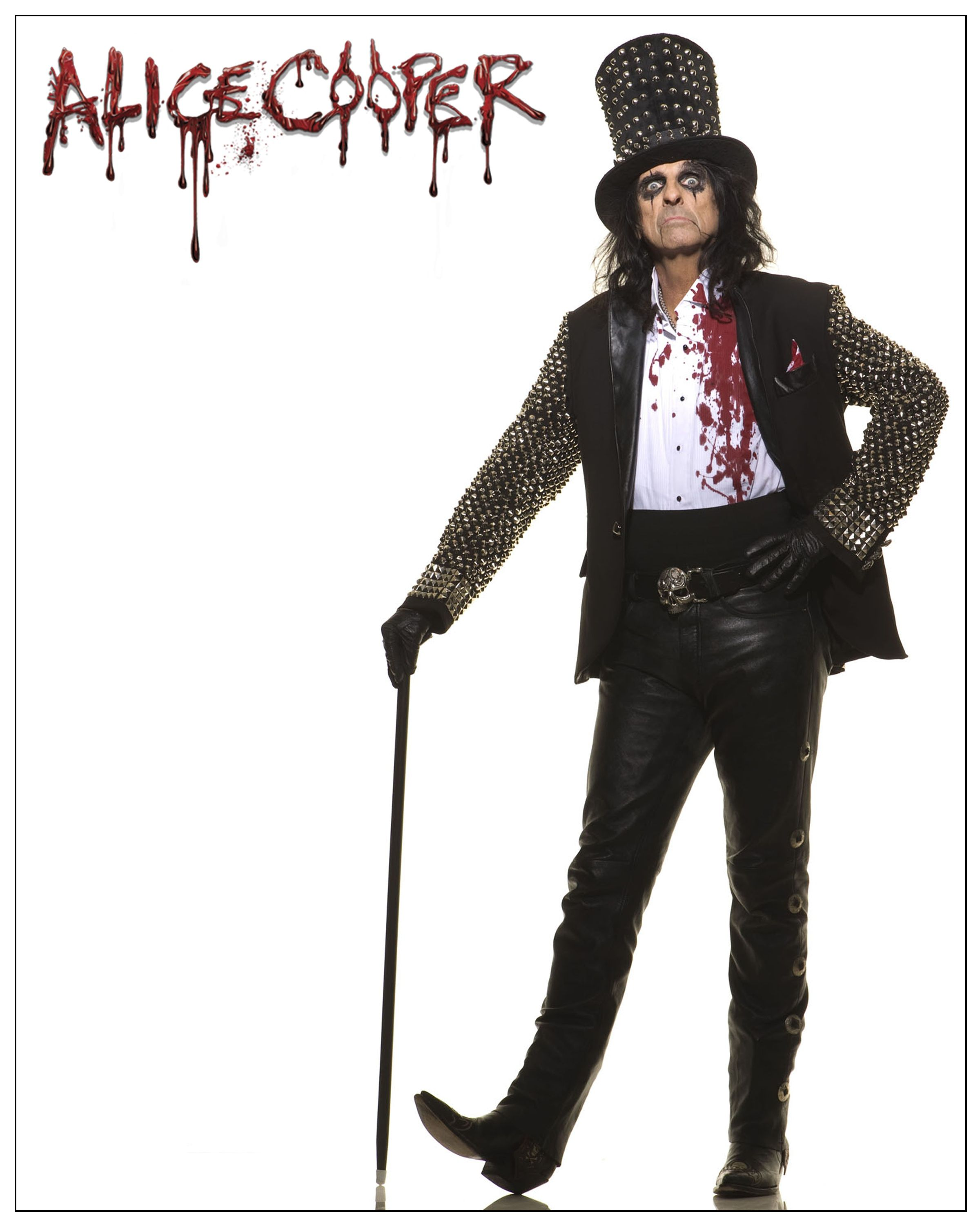 Alice cooper costume ideas