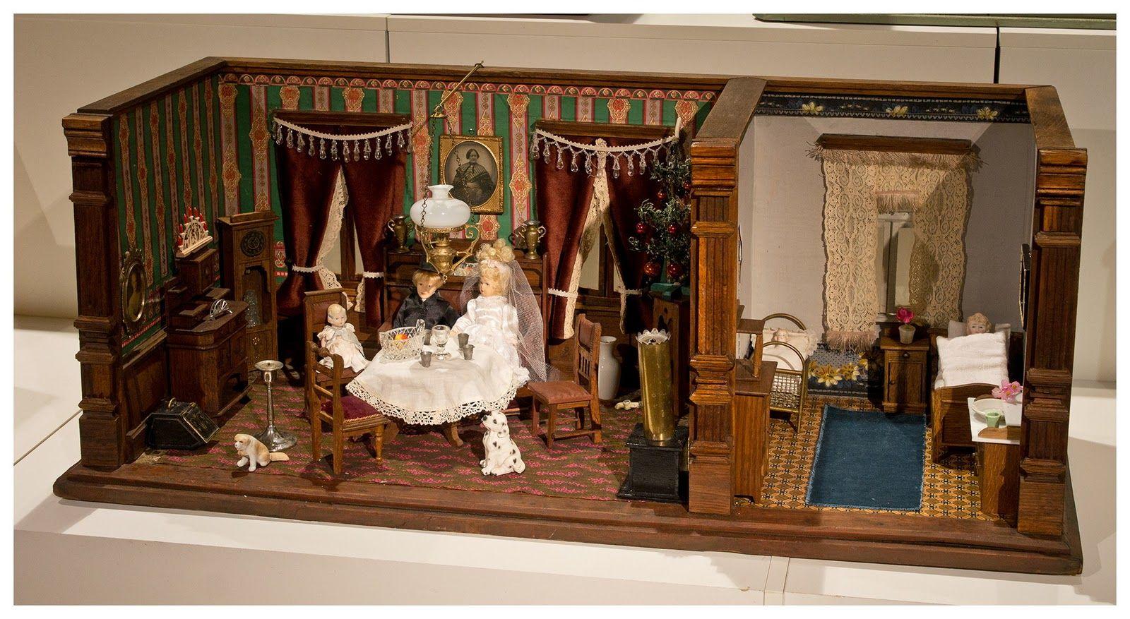 Weihnachten im Erzgebirge - Ausstellung im Wasserschloss Klaffenbach