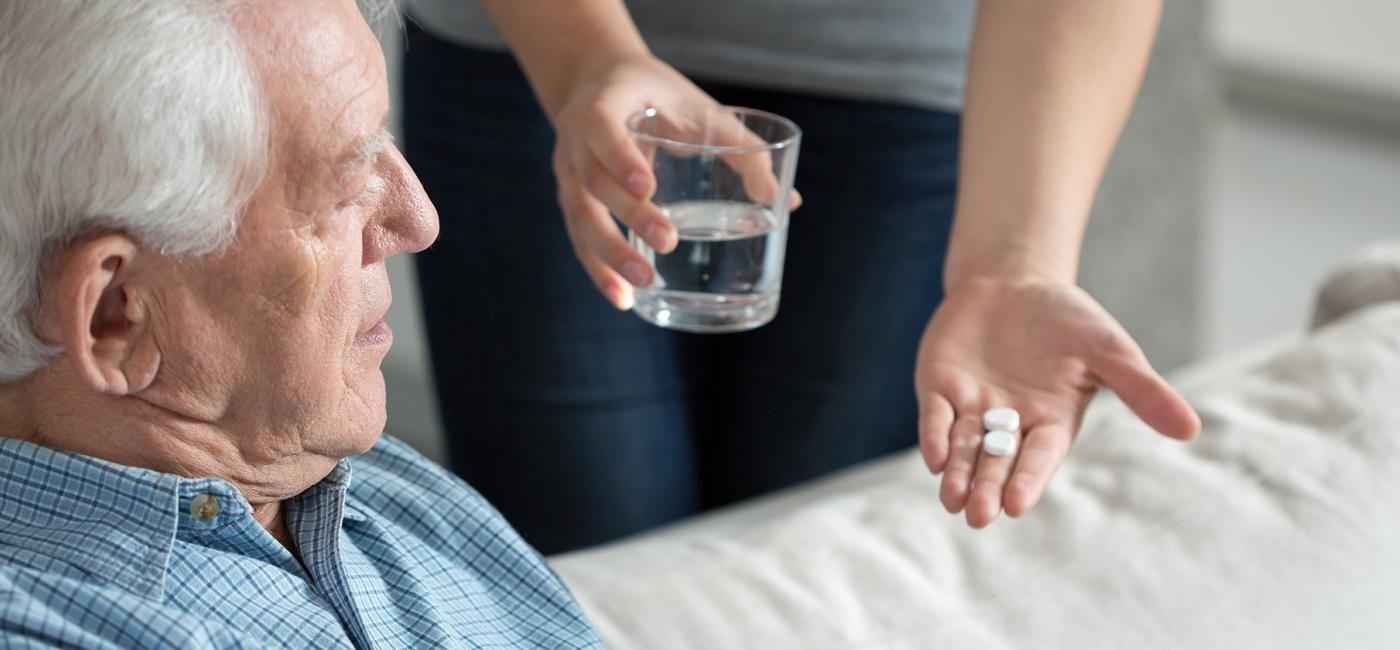 Maak de medicijnen klaar volgens de geldende voorschriften