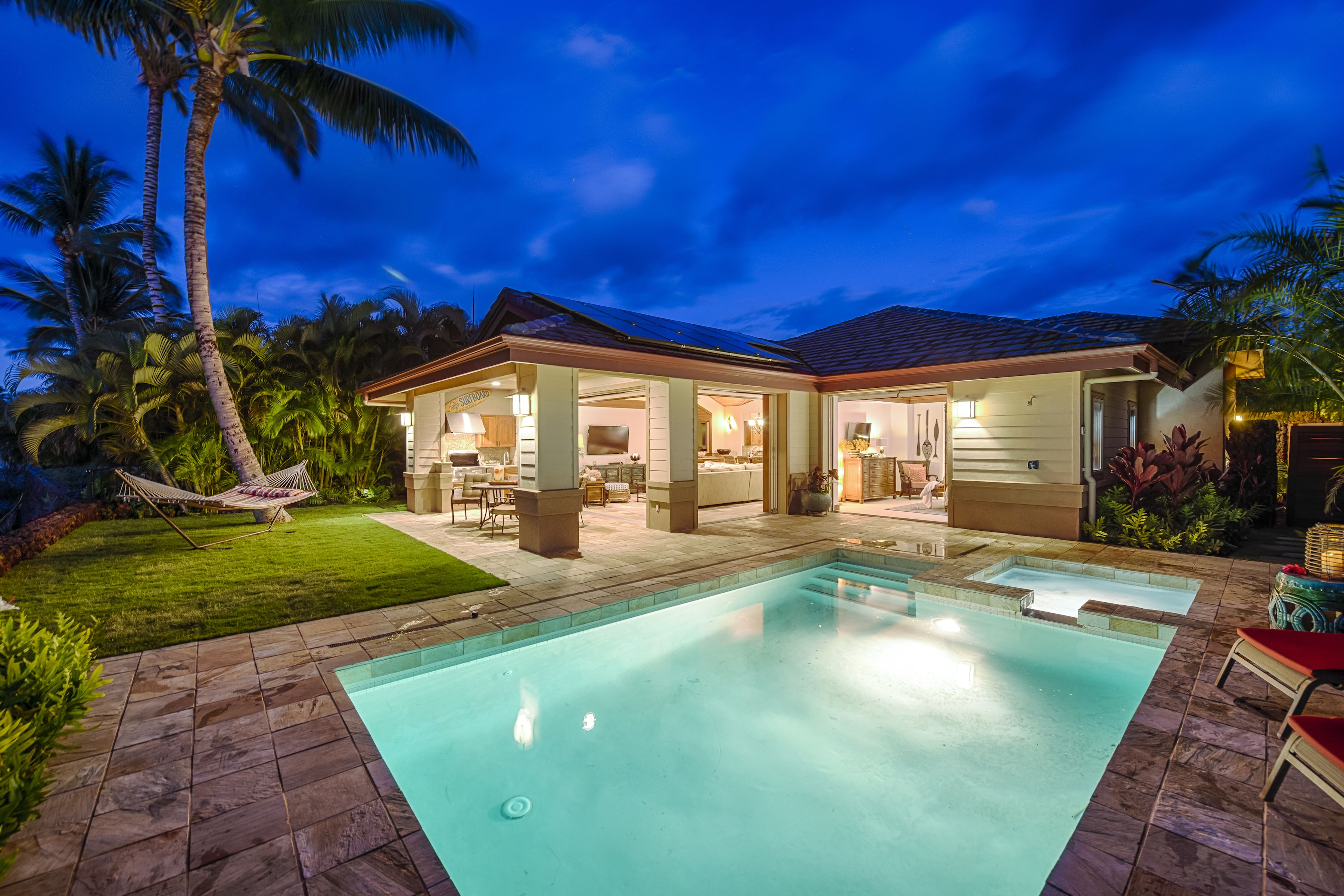 Fairmont orchid pool luxury vacation rentals luxury