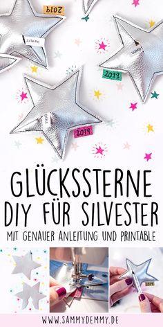Happy New Year & DIY Glücksbringer • www.sammydemmy.de
