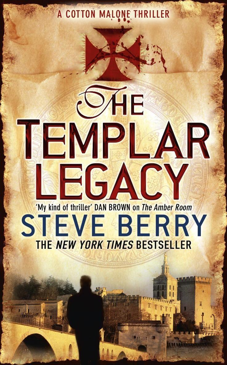 The templar legacy a novel by steve berry