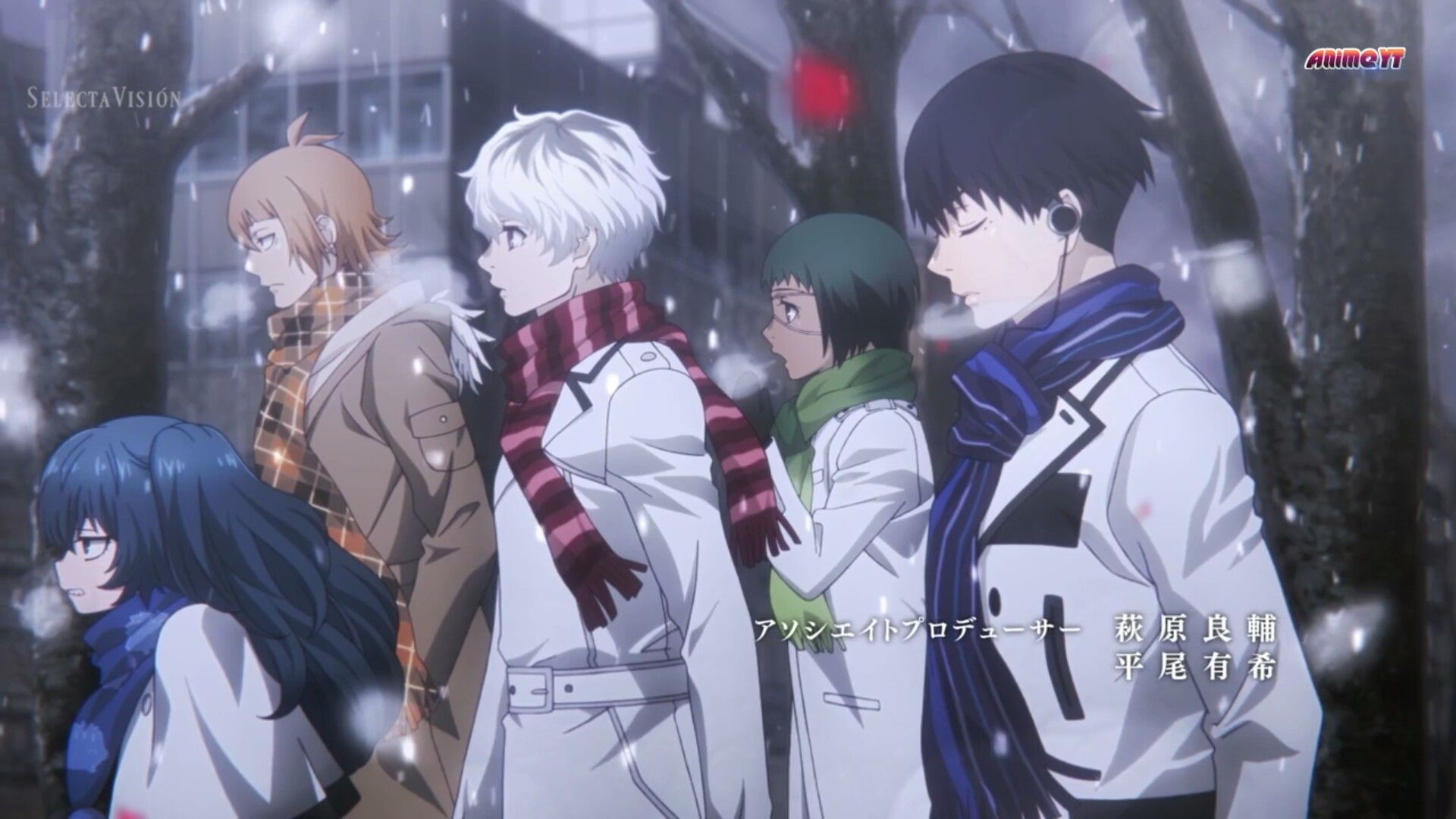 Deadman Wonderland Hd Wallpaper Tokyo Ghoul Re 3rd Season Is Actually P Decent