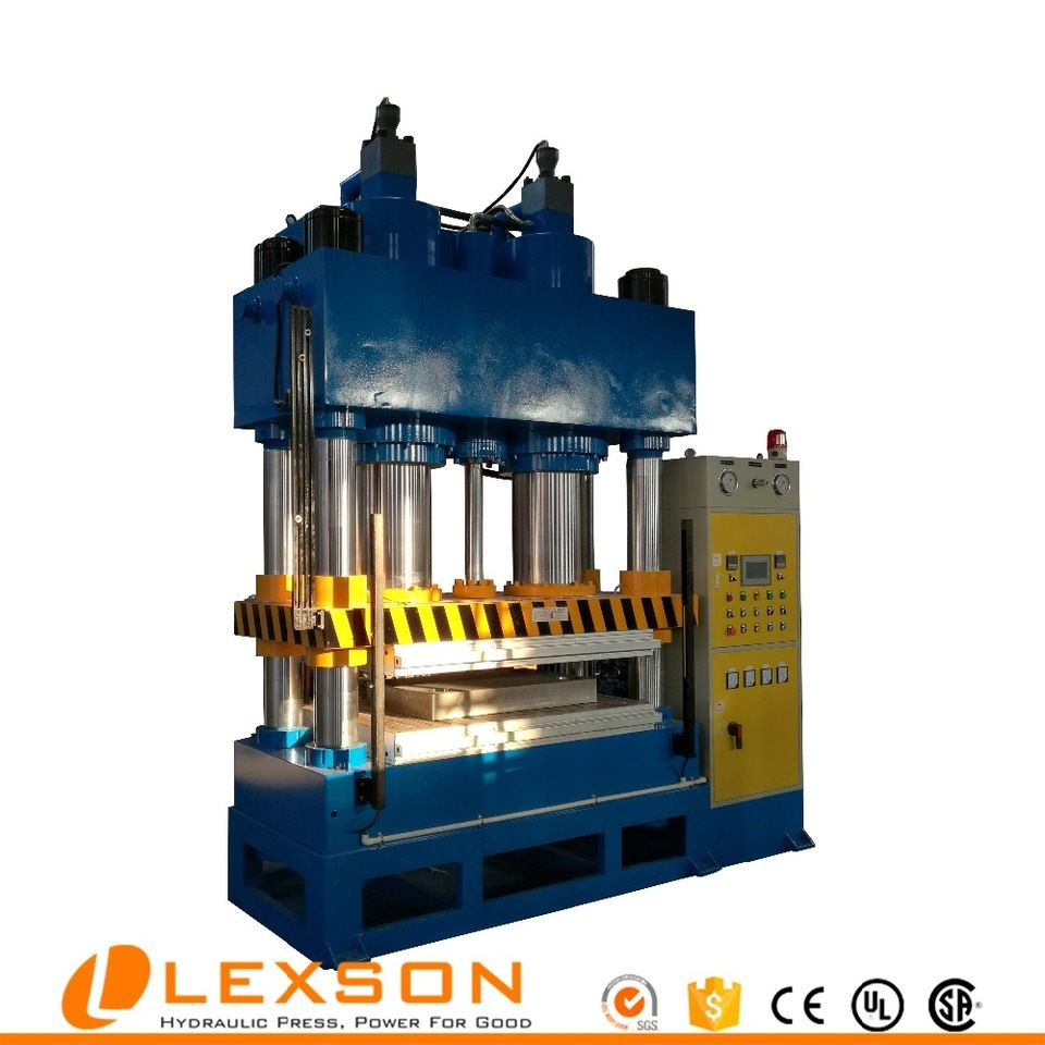 Used 500 ton Hydraulic Press Machine for sale | alibaba | Hydraulic