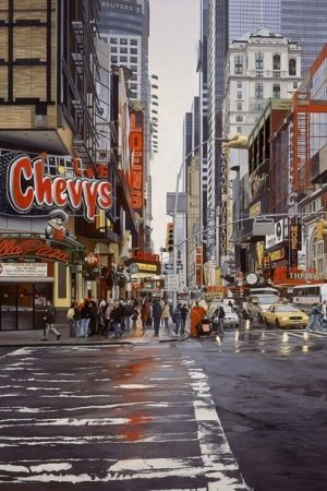 Download Free Wety New York City Road IPhone Wallpaper Mobile
