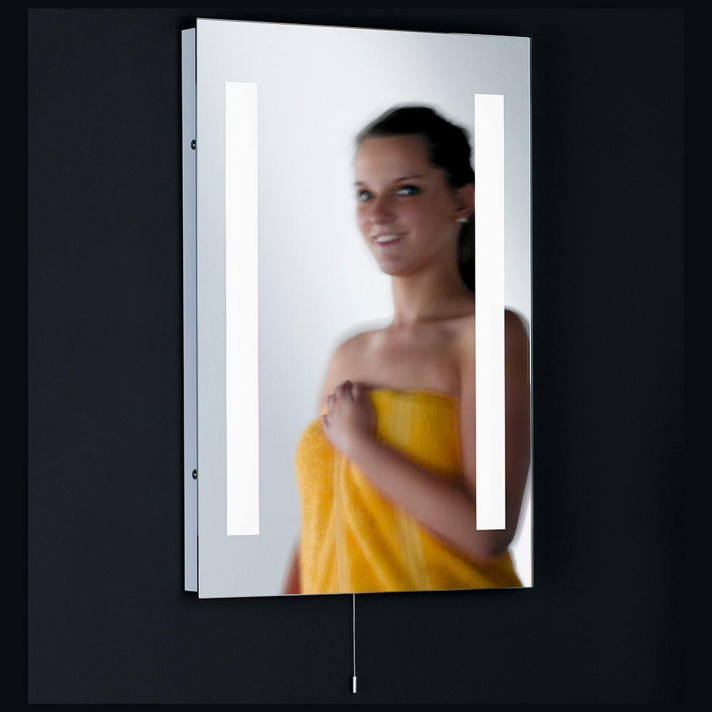 Wandleuchte Fuer Das Badezimmer An Den Spiegel Wandleuchte Led
