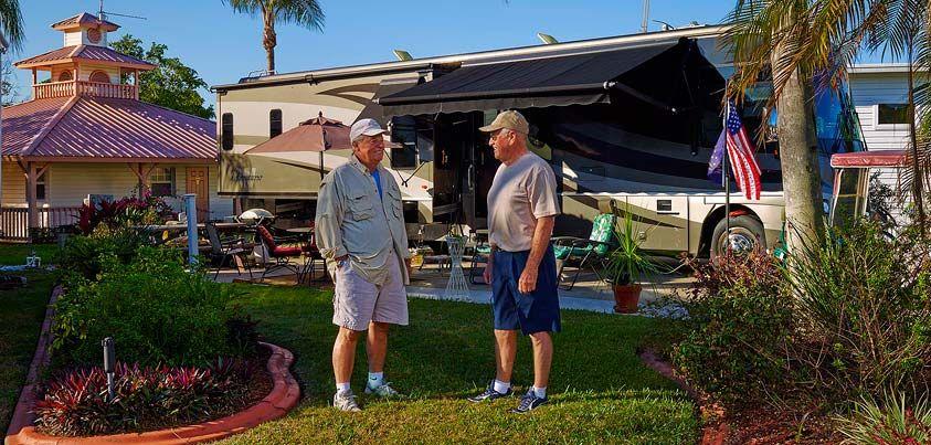 Camp Florida Rv Resort Lake Placid Fl Florida Rv Lake Placid Florida Vacation