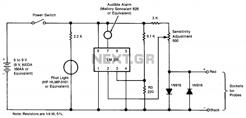 Open Full Image In A New Tab In 2020 Circuit Audible Audio Amplifier