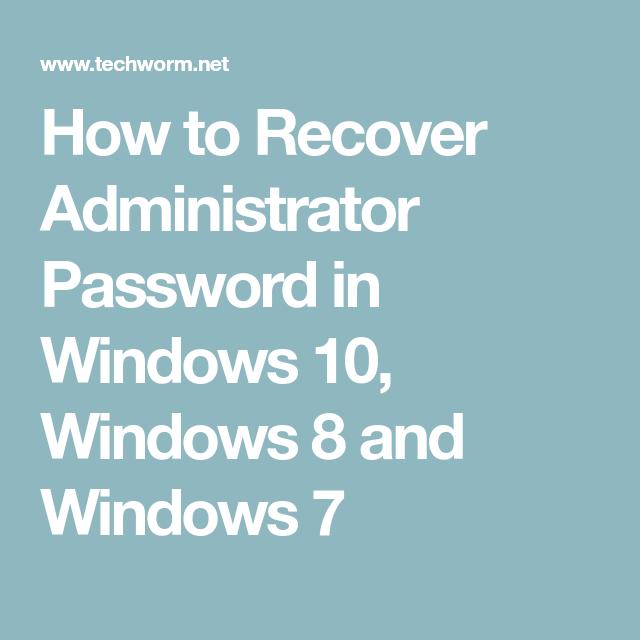 windows 7 password hacking tricks
