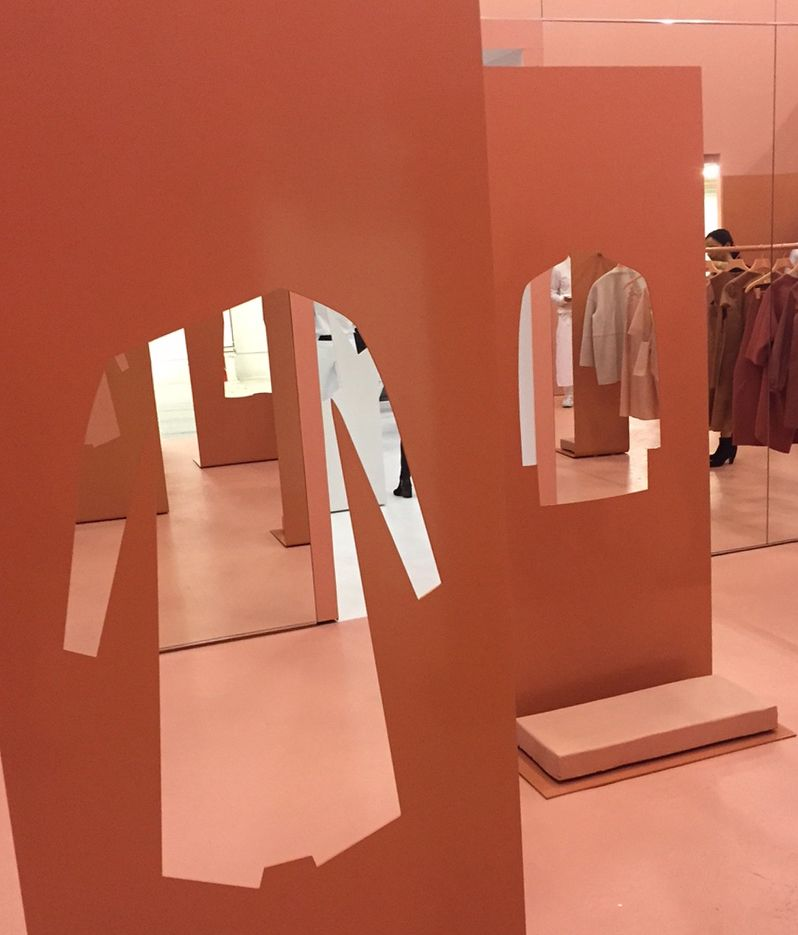 COS X Snarkitecture Popup Collaboration at Austere Most will agree that fashion presentation and spatial design are inextricably linked, and there is no more compelling a showcase of this alliance tha