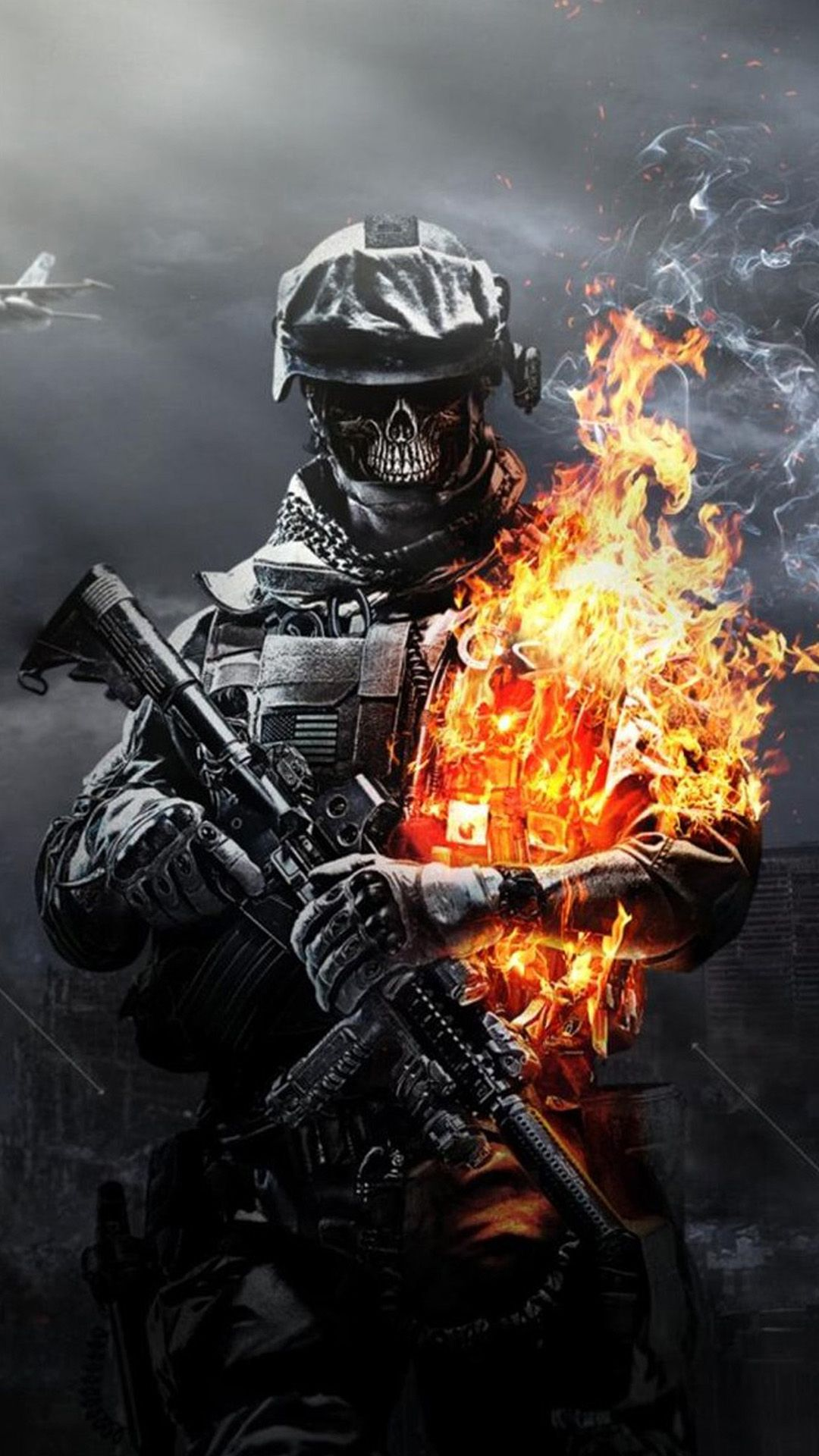 IPhone Video GameCall Of Duty Modern Warfare Wallpaper